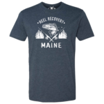 Reel Recovery Tee by Maine Unites