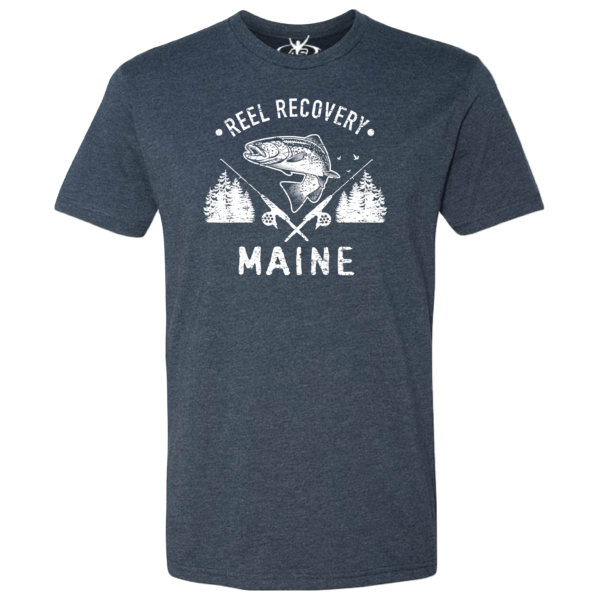 Cooking For Community Tee by Maine Unites